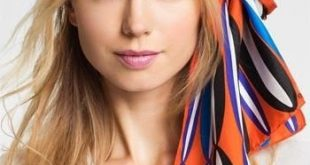 Blog da Andrea Rudge #scarf for #hair