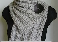 Life: Designed: Knitted Scarves. For Leandria if I can figure out the stitch pat...