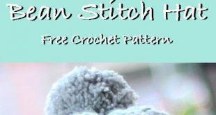 Slouch Hats Free Crochet Patterson - Krazy Kabbage #crochet #free #pattern #slou...