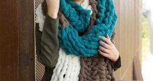 Super Duper Knit Scarf
