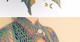 30 Great Crochet Shawl Patterns