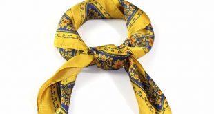 Paisley Bandana Men Floral Square Silk Scarf Satin Winter Scarves For Women Pri...