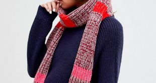 47+ Free and Quick and Modern Crochet Scarf Pattern for 2020 Part 6