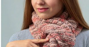 47+ Free and Quick and Modern Crochet Scarf Pattern for 2020 Part 36