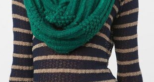 47+ Free and Quick and Modern Crochet Scarf Pattern for 2020 Part 8