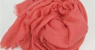 180x100cm Cotton Scarf For men fringes Popular muffler hijab women Shawls Wraps large pashmina men scarves