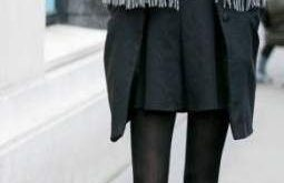 33+ Ideas How To Wear Winter Skirts Chic