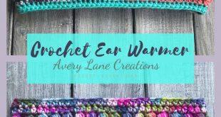 BrenLeigh Ear Warmer pattern by Avery Lane Creations