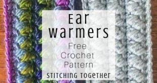 Eliza Ear Warmer Free Crochet Pattern