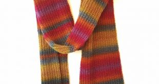 Scarves for men, hand knitted winter accessories soft and comfortable, handmade gift unisex